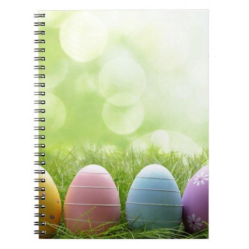 Huevos de Pascua Cuadernos