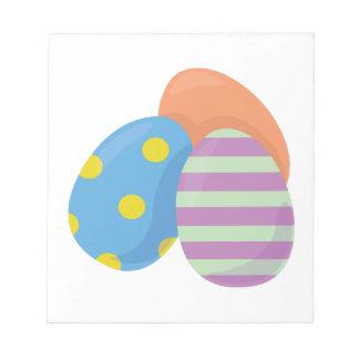 Huevos de Pascua Libretas Para Notas