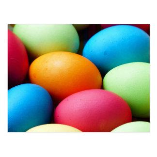 Huevos de Pascua Ostara Postales