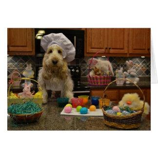 Huevos de Pascua, Pascua feliz Tarjeta De Felicitación