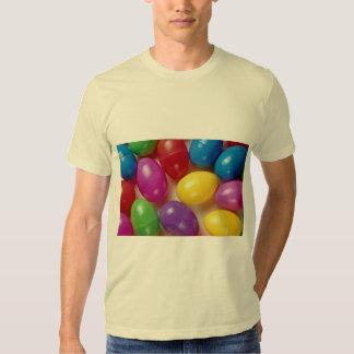 Huevos de Pascua plásticos Poleras