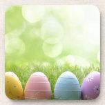 Huevos de Pascua Posavasos De Bebida