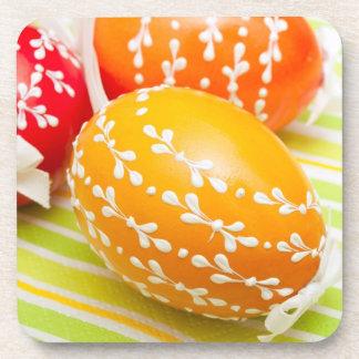 Huevos de Pascua Posavasos De Bebidas