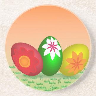 Huevos de Pascua Posavasos Personalizados