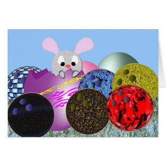 ¿Huevos de Pascua? Tarjeta De Felicitación