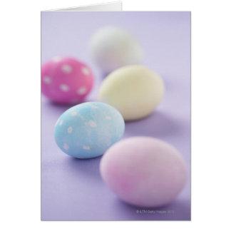 Huevos de Pascua Tarjeta De Felicitación