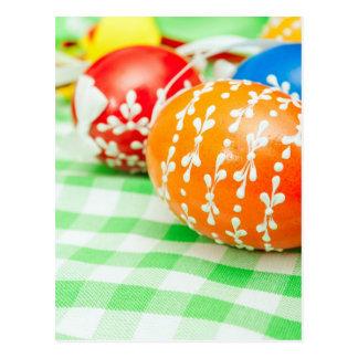 Huevos de Pascua Postal