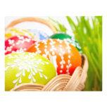 Huevos de Pascua Tarjetas Informativas