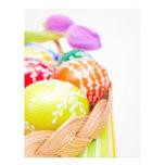 Huevos de Pascua Tarjetones