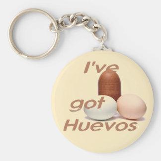 HUEVOS Keychain