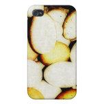 Huevos libres de la granja de la gama - personaliz iPhone 4/4S carcasas