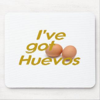 HUEVOS MOUSE PAD