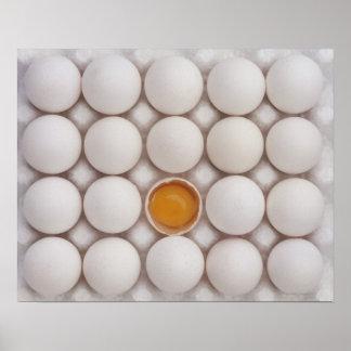 Huevos Impresiones