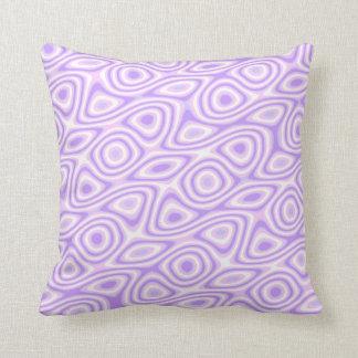 Huevos púrpuras cojín