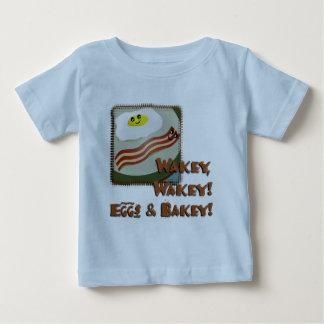 Huevos y Bakey de Wakey Tee Shirt