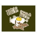 Huevos y Bakie de Wakie Wakie Comunicados Personales