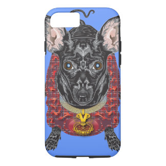 Huey Baskerville iPhone 7 Case