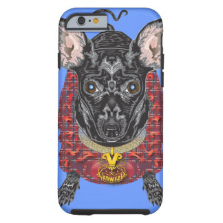 Huey Baskerville Tough iPhone 6 Case