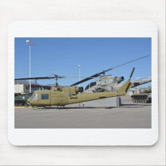 Huey & Cobra helicopters Aircraft Destiny Mouse Pad