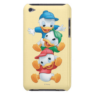 Huey, Dewey, and Louie 1 iPod Touch Case-Mate Case