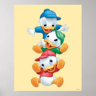 Huey, Dewey, and Louie 1 Poster