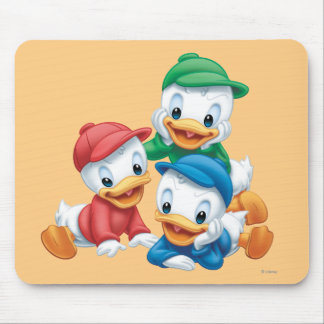 Huey, Dewey, and Louie 2 Mouse Pad