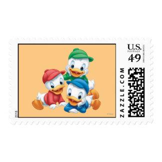Huey, Dewey, and Louie 2 Stamp
