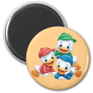 Huey, Dewey, and Louie | Pyramid Magnet