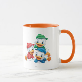 Huey, Dewey, and Louie | Pyramid Mug