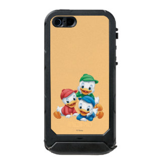 Huey, Dewey, and Louie | Pyramid Waterproof Case For iPhone SE/5/5s