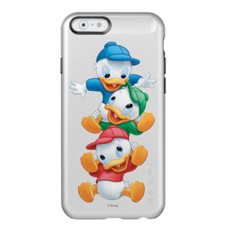 Huey, Dewey, and Louie | Stacked Incipio Feather® Shine iPhone 6 Case