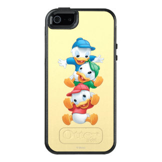 Huey, Dewey, and Louie | Stacked OtterBox iPhone 5/5s/SE Case