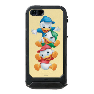 Huey, Dewey, and Louie | Stacked Waterproof iPhone SE/5/5s Case