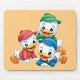 Huey, Dewey, y Louie 2 Alfombrilla De Raton