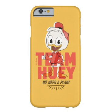 Huey Duck   Team Huey - We Need a Plan! Barely There iPhone 6 Case