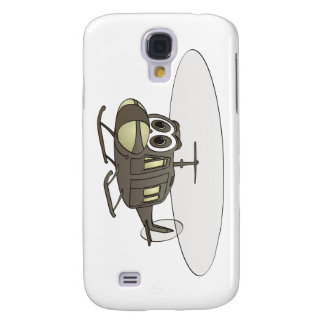 Huey Helicopter Cartoon Samsung Galaxy S4 Covers