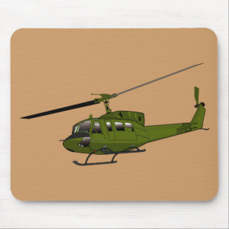 Huey - US Military Machines Mouse Pad