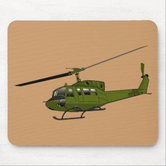Huey - US Military Machines Mousepad