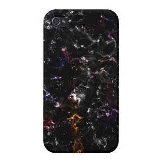 Huff the Galaxy iPhone 4/4S Covers