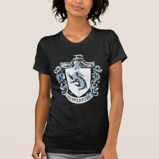 Hufflepuff Crest Blue T Shirts