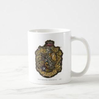 Hufflepuff Crest - Destroyed Coffee Mug