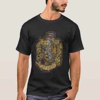 Hufflepuff Crest - Destroyed T-Shirt