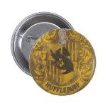 Hufflepuff Crest HPE6 2 Inch Round Button