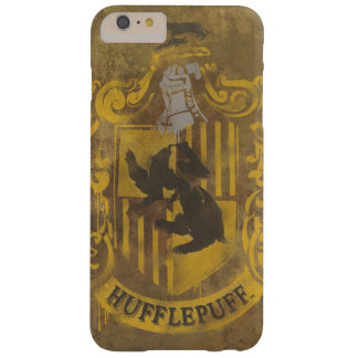 Hufflepuff Crest HPE6 Barely There iPhone 6 Plus Case