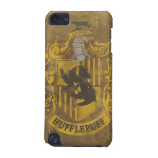 Hufflepuff Crest HPE6 iPod Touch (5th Generation) Cases