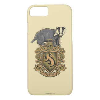 HUFFLEPUFF™ Crest iPhone 7 Case