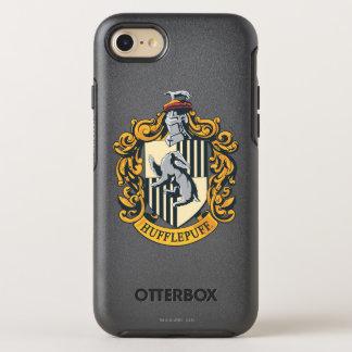 Hufflepuff Crest OtterBox Symmetry iPhone 8/7 Case