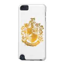 Hufflepuff Crest - Splattered iPod Touch 5G Case