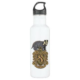 HUFFLEPUFF™ Crest Stainless Steel Water Bottle