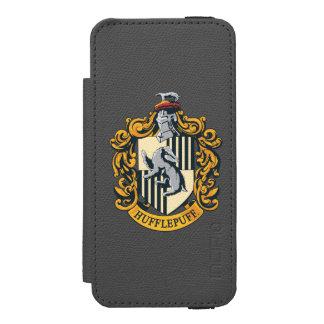 Hufflepuff Crest Incipio Watson™ iPhone 5 Wallet Case